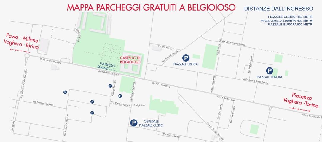 Mappa-Parcheggi
